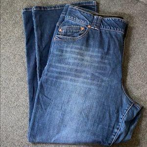 |LANE BRYANT| Women's Boot Cut Jeans